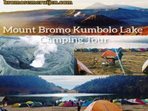 Mount Bromo Kumbolo Lake Camping